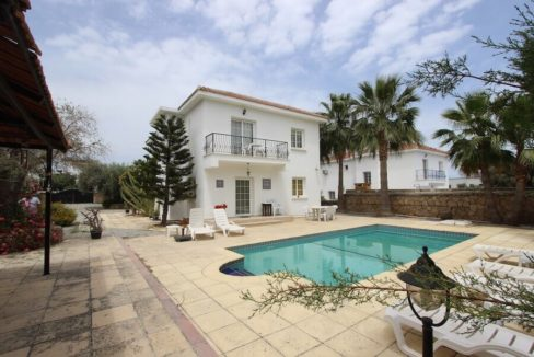 Central Kyrenia Mediterranean Villa 3 Bed - North Cyprus Property 26