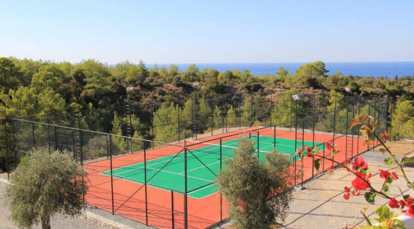 Esentepe Golf and Beach Luxury Apartments Facilities - North Cyprus Property 14
