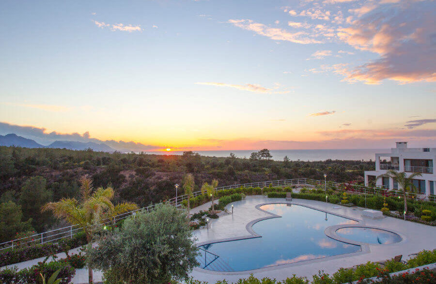 Esentepe Golf and Beach Luxury Apartments Facilities - North Cyprus Property 19