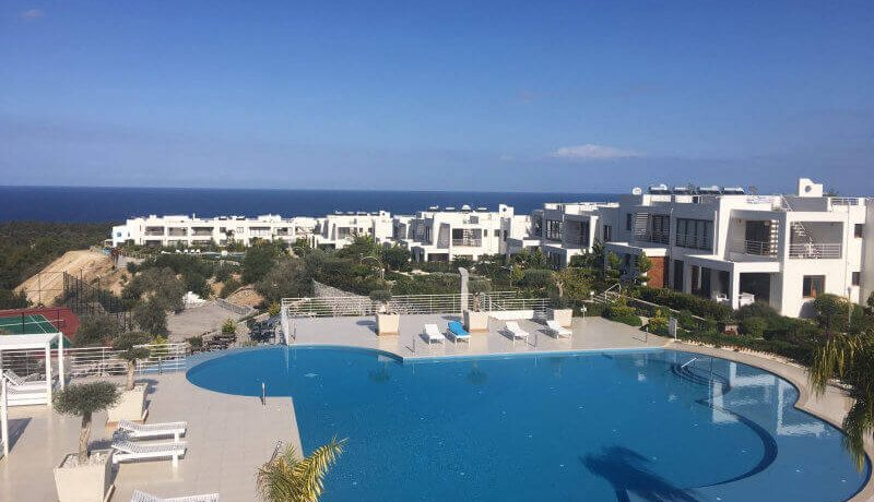 Esentepe Golf and Beach Luxury Apartments Facilities - North Cyprus Property 2