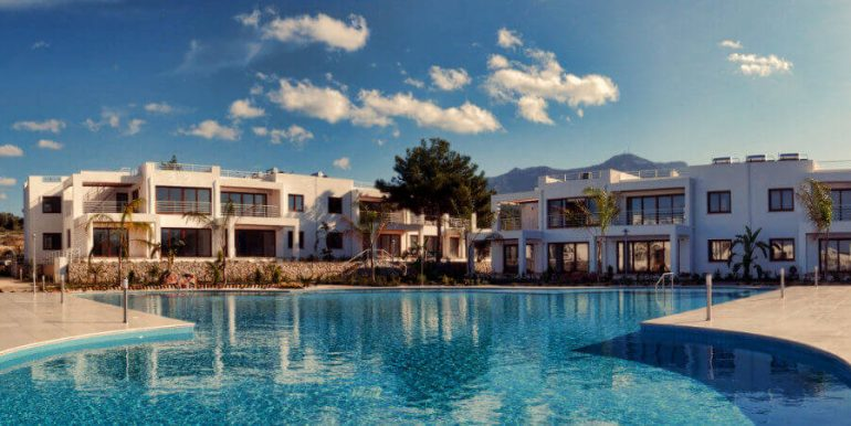 Esentepe Golf and Beach Luxury Apartments Facilities - North Cyprus Property 3