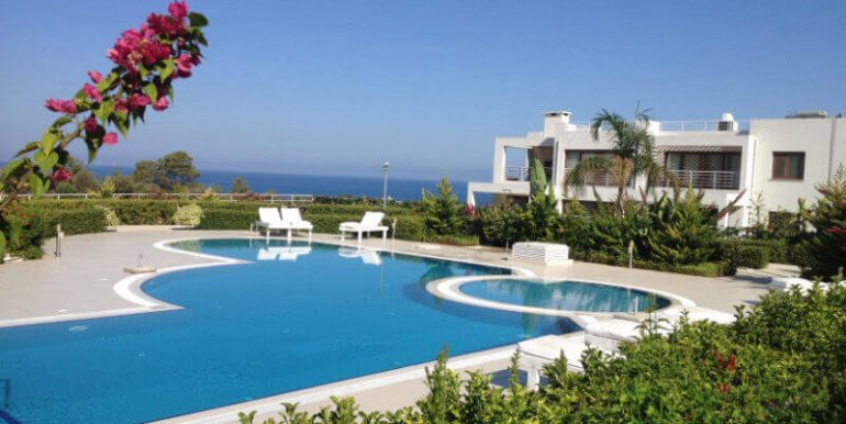 Esentepe Golf and Beach Luxury Apartments Facilities - North Cyprus Property 8
