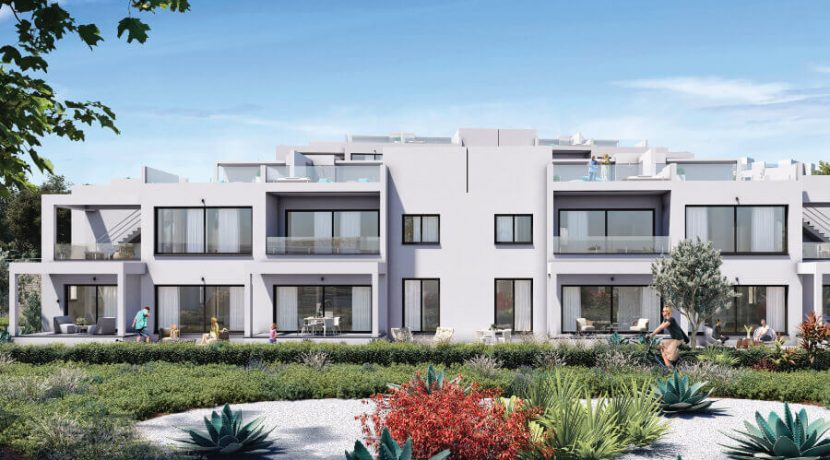 Esentepe Golf and Beach Luxury Apartments - North Cyprus Property 3