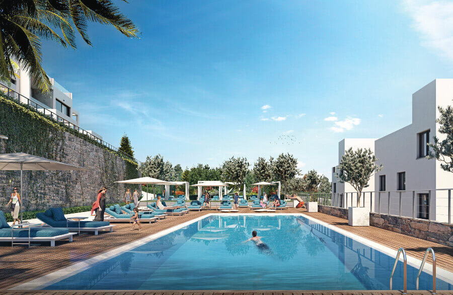 Esentepe Golf and Beach Luxury Apartments - North Cyprus Property 5