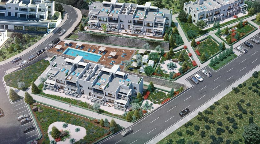 Esentepe Golf and Beach Luxury Apartments - North Cyprus Property 6