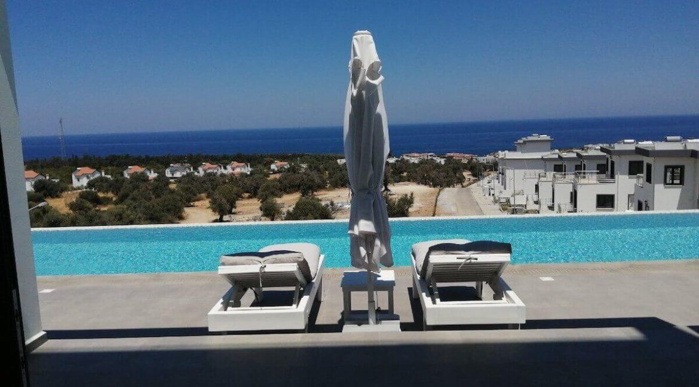 Esentepe Golf and Beach Luxury Apartments - North Cyprus Property GA2