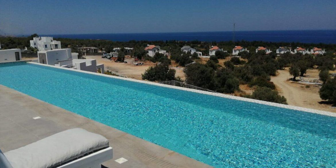 Esentepe Golf and Beach Luxury Apartments - North Cyprus Property GA3