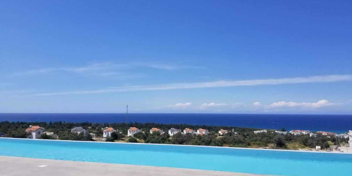 Esentepe Golf and Beach Luxury Apartments - North Cyprus Property GA7