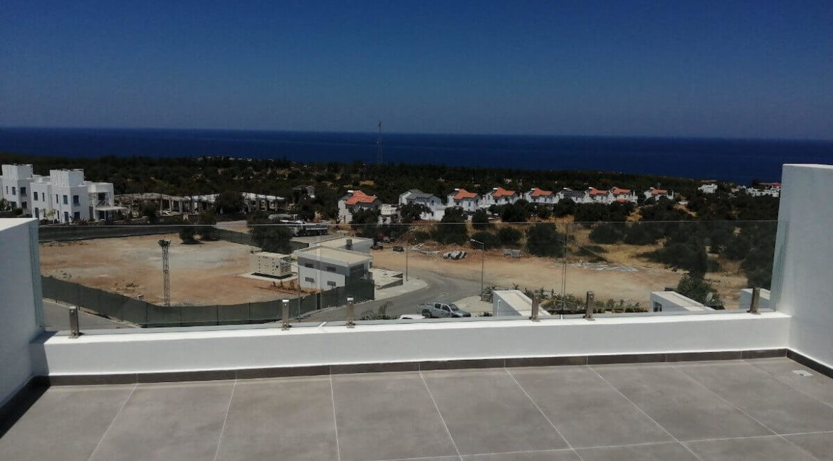 Esentepe Golf and Beach Luxury Penthouse - North Cyprus Property P2