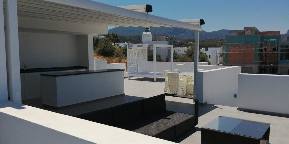 Esentepe Golf and Beach Luxury Penthouse - North Cyprus Property P3