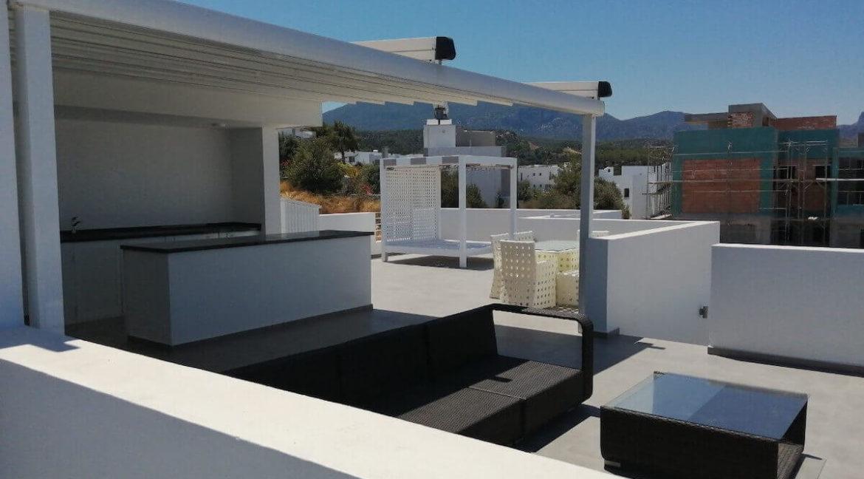 Esentepe Golf and Beach Luxury Penthouse - North Cyprus Property P3