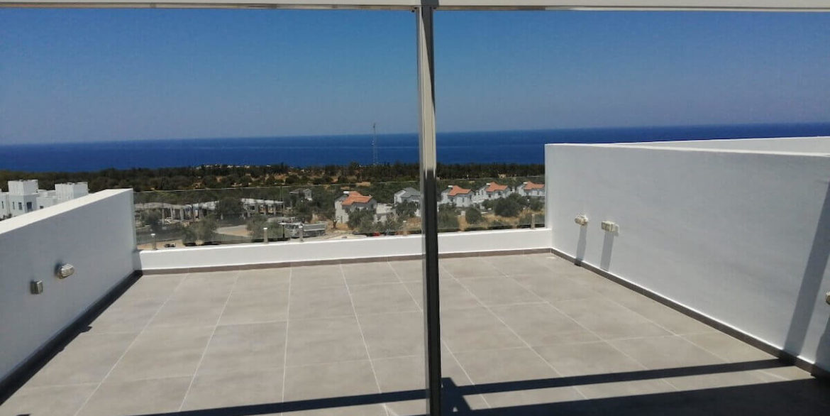 Esentepe Golf and Beach Luxury Penthouse - North Cyprus Property P7