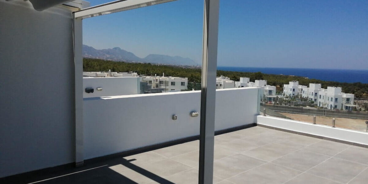 Esentepe Golf and Beach Luxury Penthouse - North Cyprus Property P8