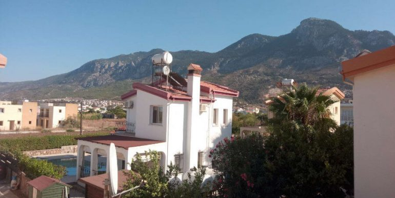 Karsiyaka Mountain View Villa 3 Bed - North Cyprus Property 13