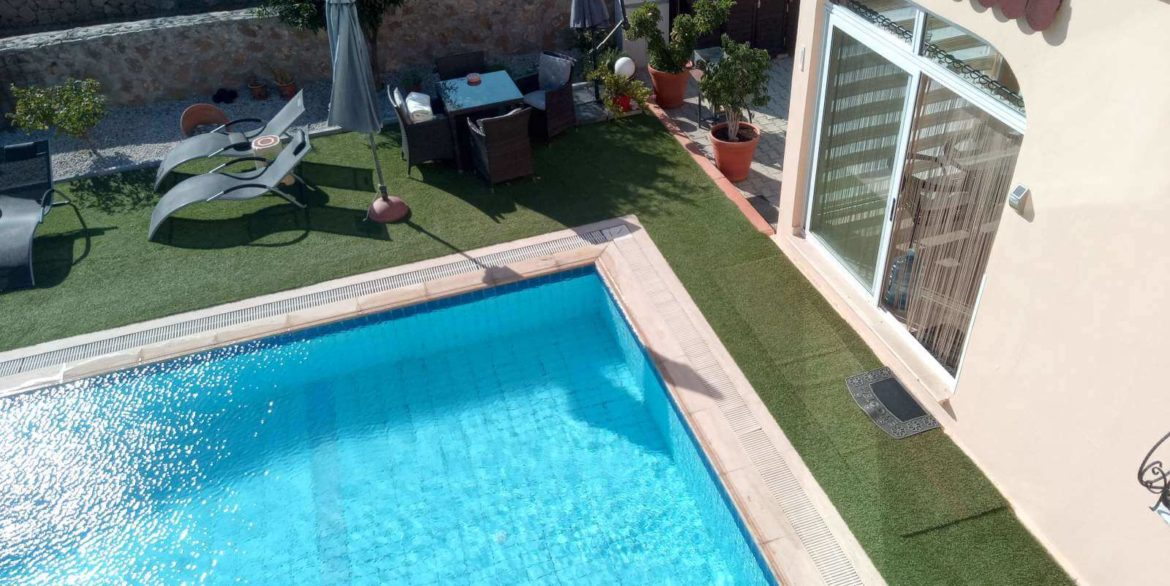 Karsiyaka Mountain View Villa 3 Bed - North Cyprus Property 15