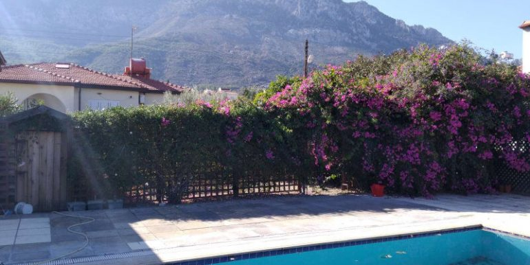 Karsiyaka Mountain View Villa 3 Bed - North Cyprus Property 2
