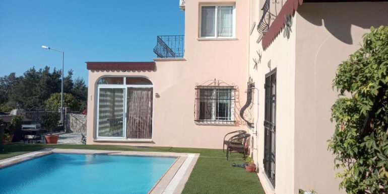 Karsiyaka Mountain View Villa 3 Bed - North Cyprus Property 22