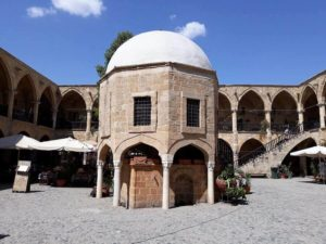 Lefkosa Buyuk Han - North Cyprus 1