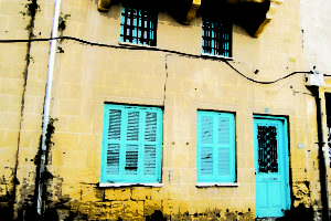 Lefkosa Histoprical House - Capital City of North Cyprus