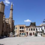 Lefkosa Mosque Front - North Cyprus