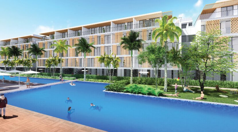 Long Beach Grand Sapphire Garden Apartment 2 Bed - North Cyprus Property 1
