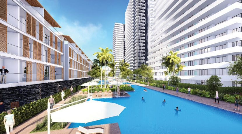 Long Beach Grand Sapphire Garden Apartment 2 Bed - North Cyprus Property 2