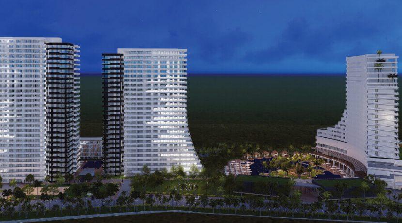 Long Beach Grand Sapphire Resort External - North Cyprus Property 12