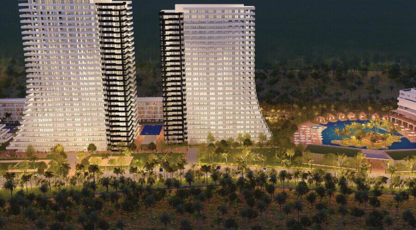 Long Beach Grand Sapphire Resort External - North Cyprus Property 13