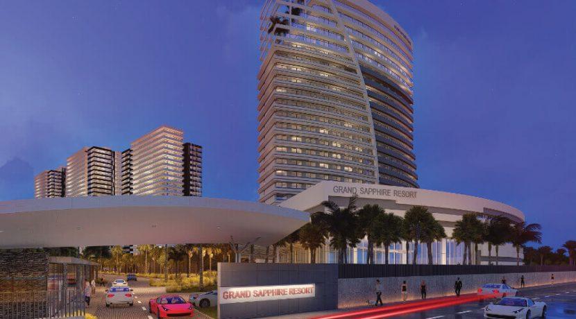 Long Beach Grand Sapphire Resort External - North Cyprus Property 15