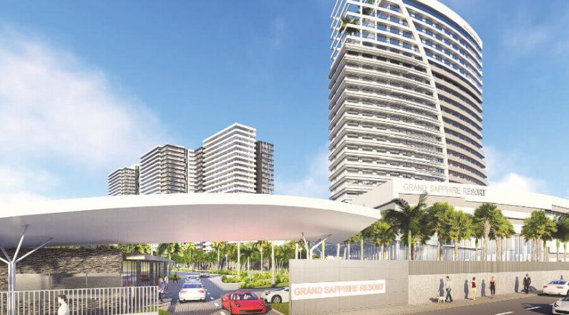 Long Beach Grand Sapphire Resort External - North Cyprus Property 16