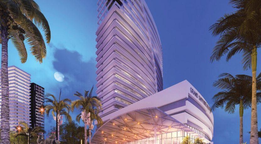 Long Beach Grand Sapphire Resort External - North Cyprus Property 17