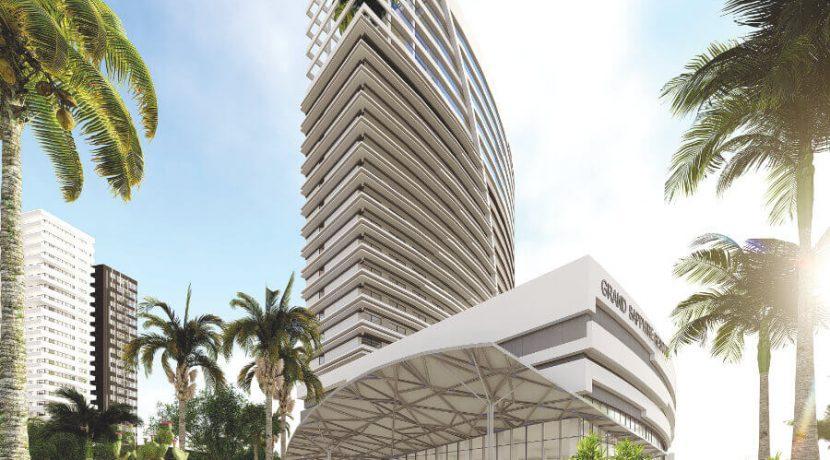 Long Beach Grand Sapphire Resort External - North Cyprus Property 18