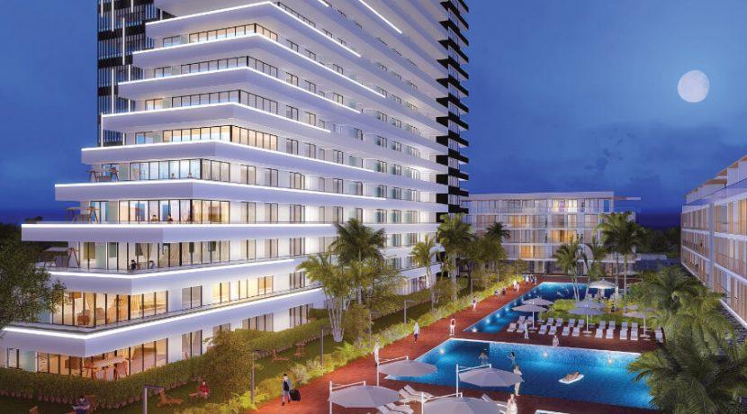 Long Beach Grand Sapphire Resort External - North Cyprus Property 3