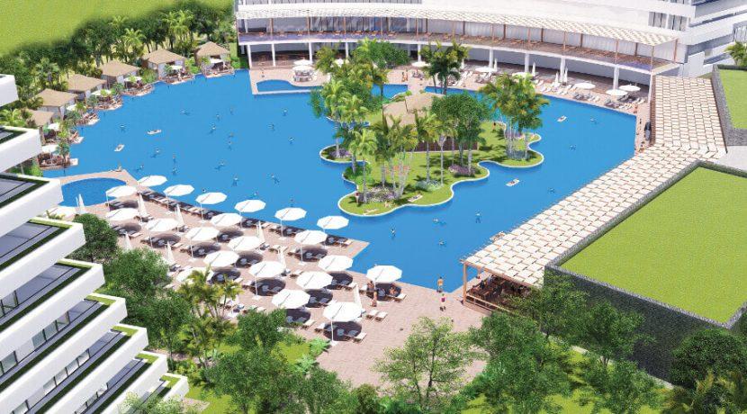 Long Beach Grand Sapphire Resort External - North Cyprus Property 5