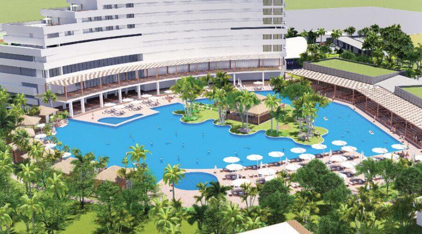 Long Beach Grand Sapphire Resort External - North Cyprus Property 6