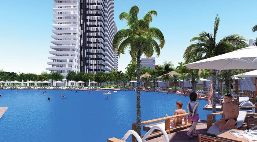 Long Beach Grand Sapphire Resort External - North Cyprus Property 7
