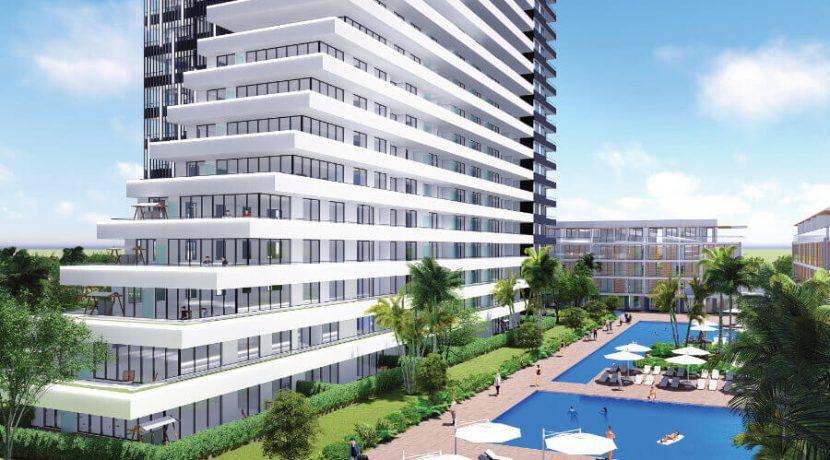 Long Beach Grand Sapphire Resort External - North Cyprus Property 9