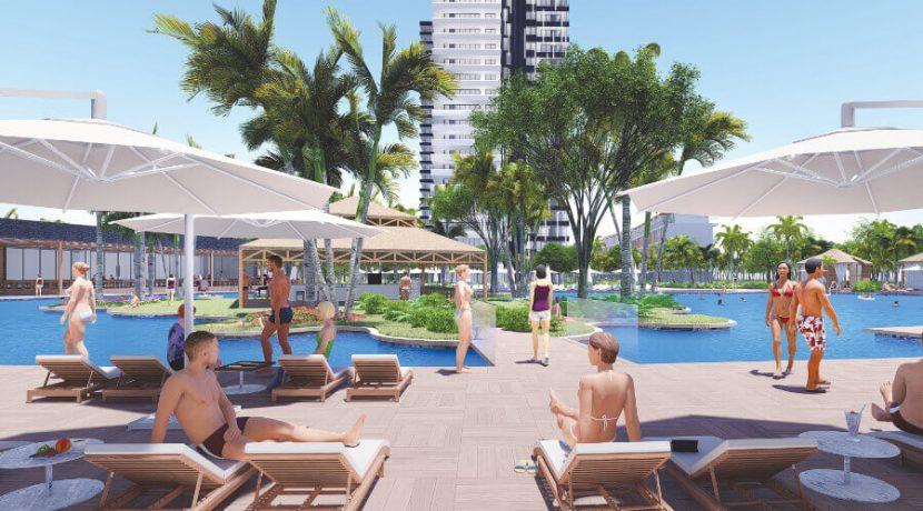 Long Beach Grand Sapphire Resort Facilities - North Cyprus Property 1