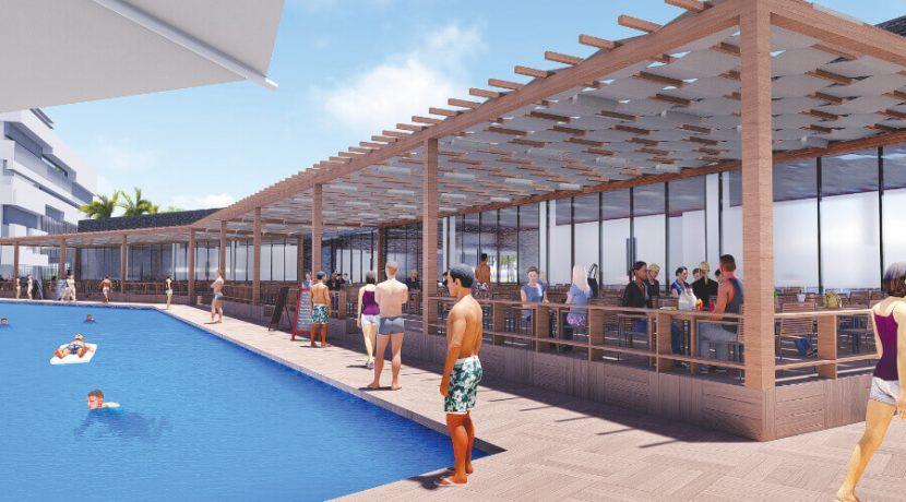 Long Beach Grand Sapphire Resort Facilities - North Cyprus Property 10