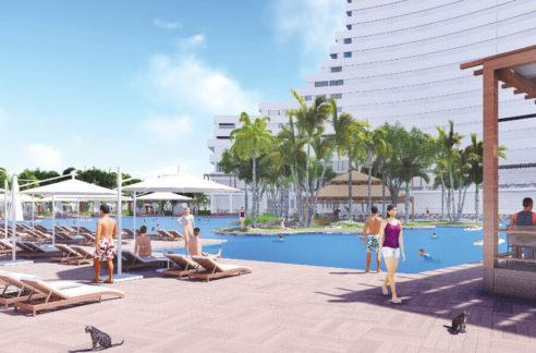 Long Beach Grand Sapphire Resort Facilities - North Cyprus Property 2