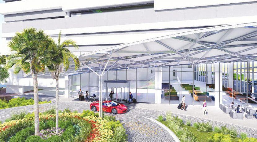 Long Beach Grand Sapphire Resort Facilities - North Cyprus Property 6