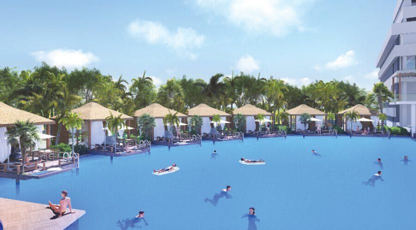 Long Beach Grand Sapphire Resort Facilities - North Cyprus Property 9