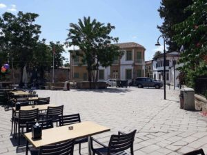 North Nicosia Cafe - North Cyprus