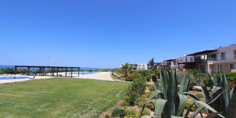 Tatlisu Coast Frontline Apartment 3 Bed - North Cyprus Property 2