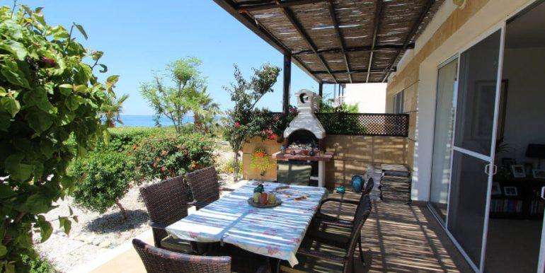 Tatlisu Coast Frontline Apartment 3 Bed - North Cyprus Property 27.