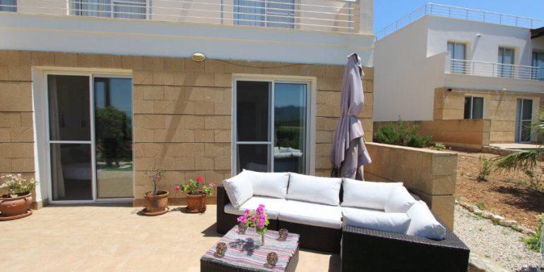 Tatlisu Coast Frontline Apartment 3 Bed - North Cyprus Property 28.