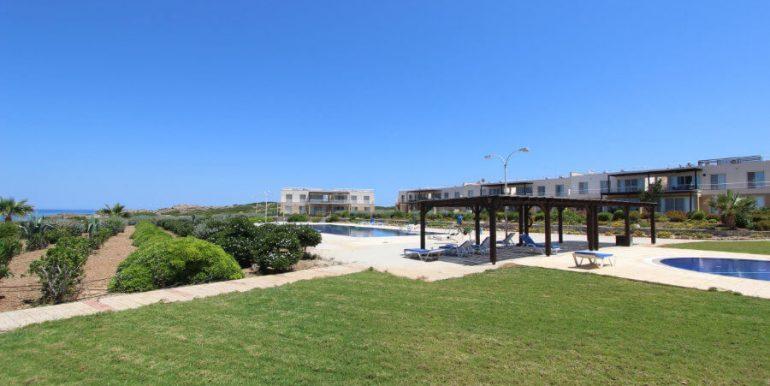 Tatlisu Coast Frontline Apartment 3 Bed - North Cyprus Property 4