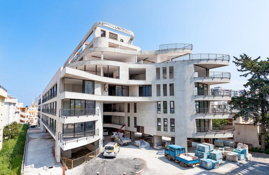 The V Kyrenia Serviced Apartments - North Cyprus Property N9
