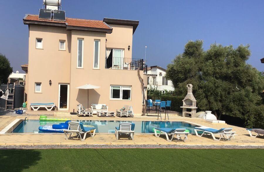 Bahceli Villa Gardenia 3 Bed - North Cyprus Property 3