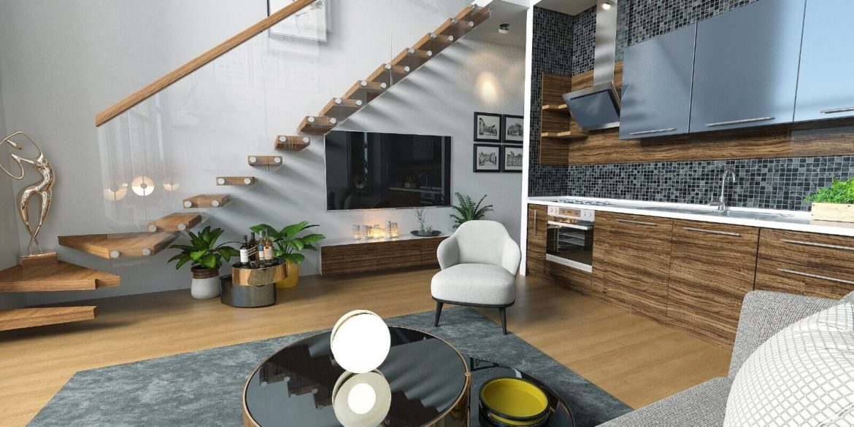 Esentepe Beach Apartments Elevations - North Cyprus Property I3